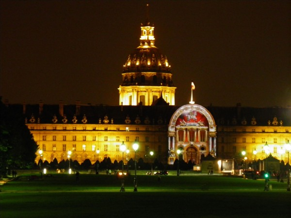Come spend a Night at the Invalides!