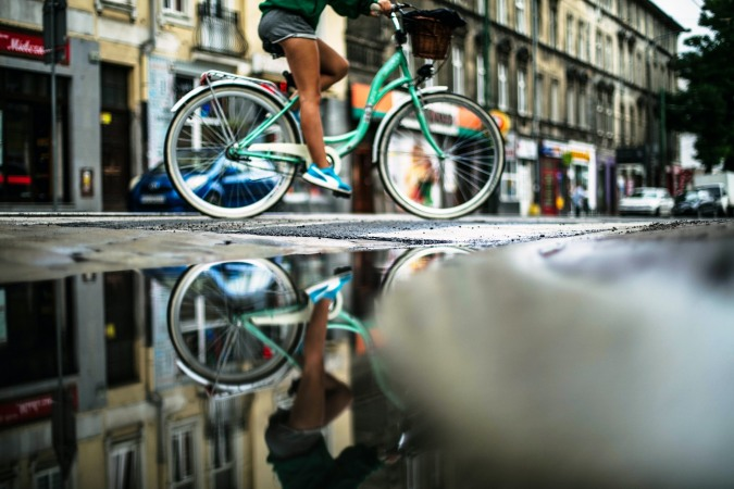 Explore Paris by bike